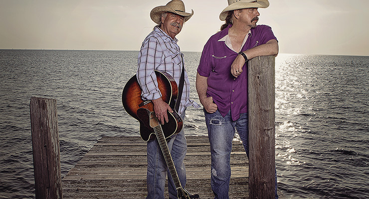 Bellamy Brothers will let their love flow at Johnny's Outback