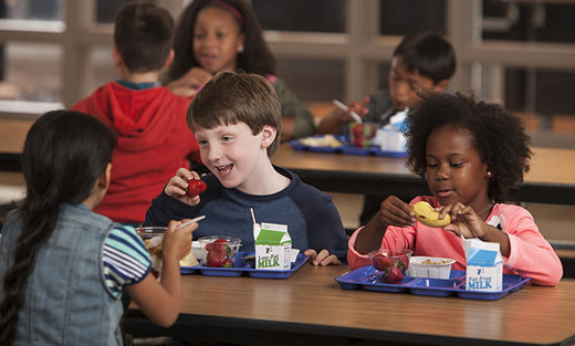 More Children Benefit from Better Nutrition Standards