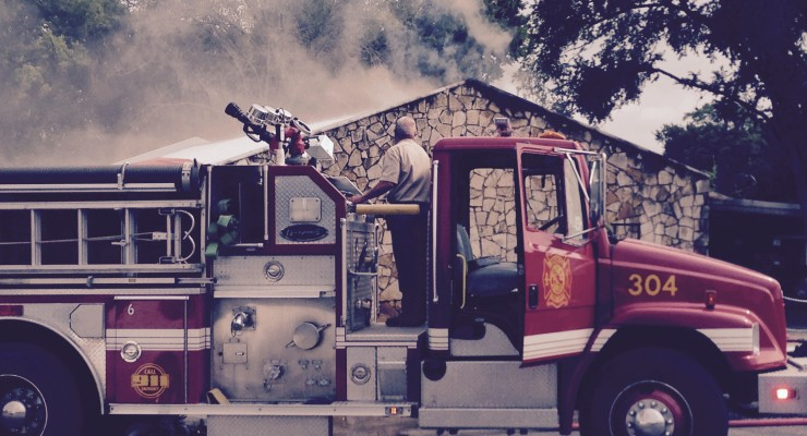Salado firefighters douse Mill Creek golf cart shed fire