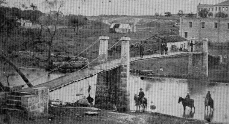 Historic Bridges of Salado Creek