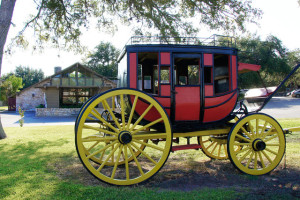 Stagecoach Inn in Salado, Texas.
