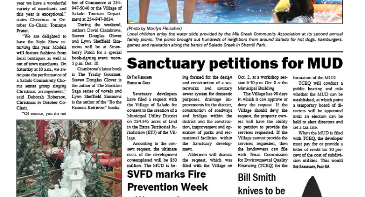 Salado Village Voice October 8 2015