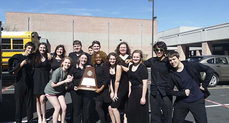 Band earns Sweepstakes for third straight year