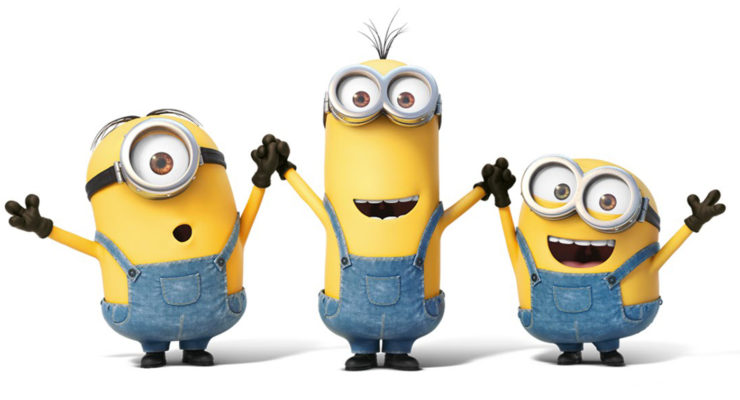 Movies in the Park kicks off with Minions