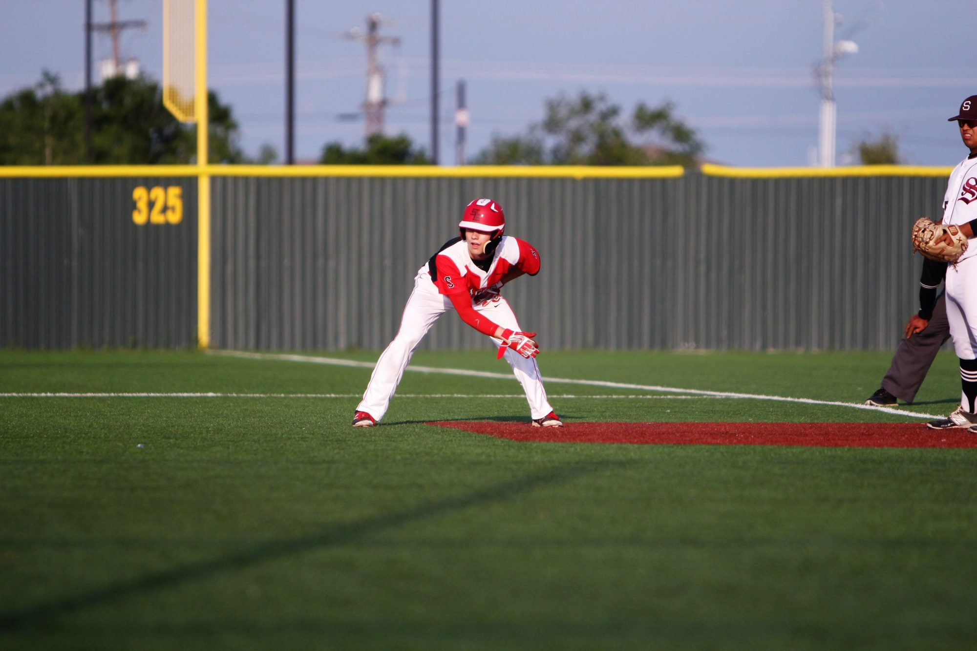 Eagles sweep Sinton in Region Semifinals