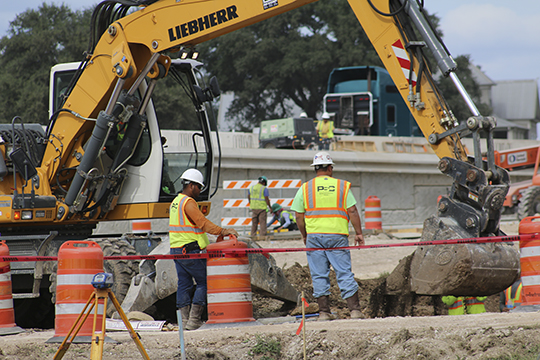 Construction wrapping up on interstate through Salado