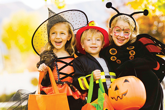 Safe alternatives to Halloween trick or treating