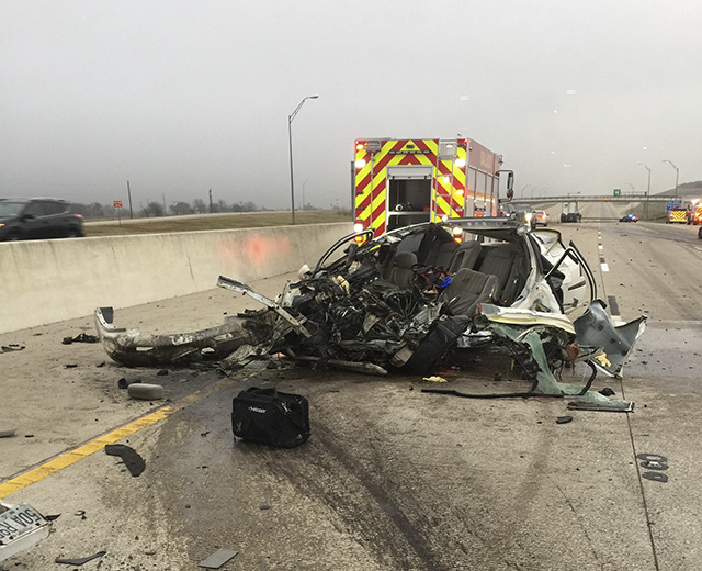 Head-on collision takes life of San Antonio man