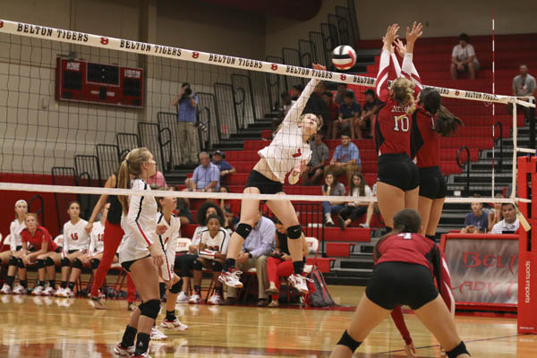 Lady Eagles compete in Gatesville Tournament
