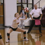 Lady Eagles volleyball season comes to end at hands of Giddings