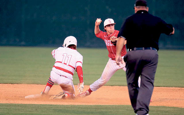 Salado Eagles take eight innings to beat Lorena