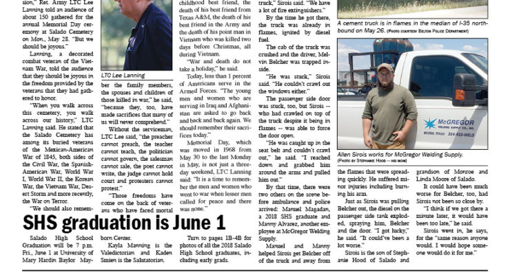 Salado Village Voice May 31 2018