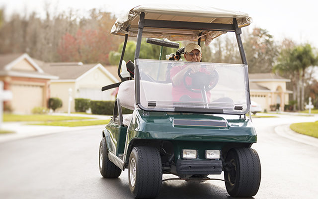 BoA postpones acting upon proposed golf cart regs