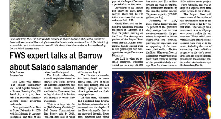 Salado Village Voice July 5 2018