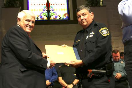 Bell County Constable Precinct 2 Rolly Correa