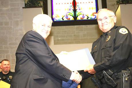 Bell Co Sheriff Deputy James Lewing