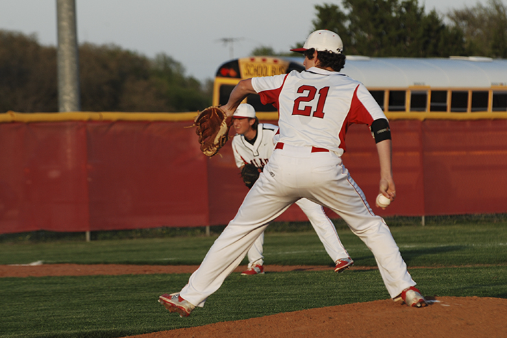 Wolf named to First Team All-State Baseball
