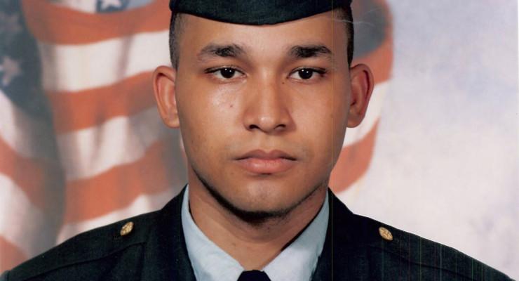 Sgt. Geraldo Andre Mora-Cruz