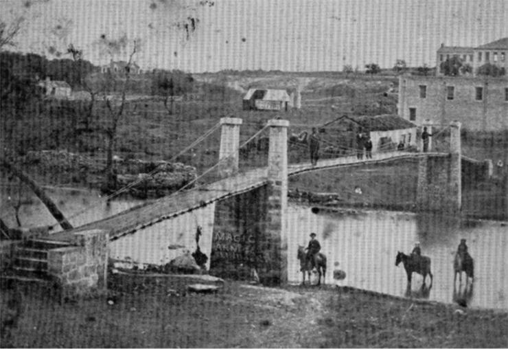Historic Bridges of Salado Creek