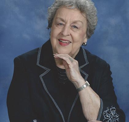 Ruth Suzanne Buck Burton
