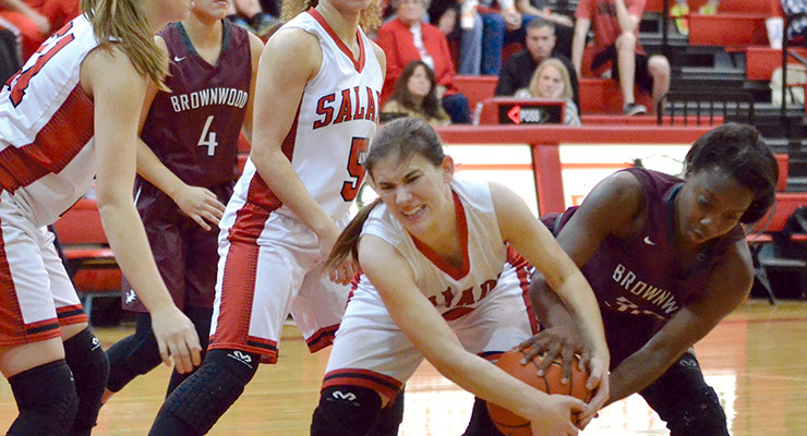 Lady Eagles lose to Brownwood