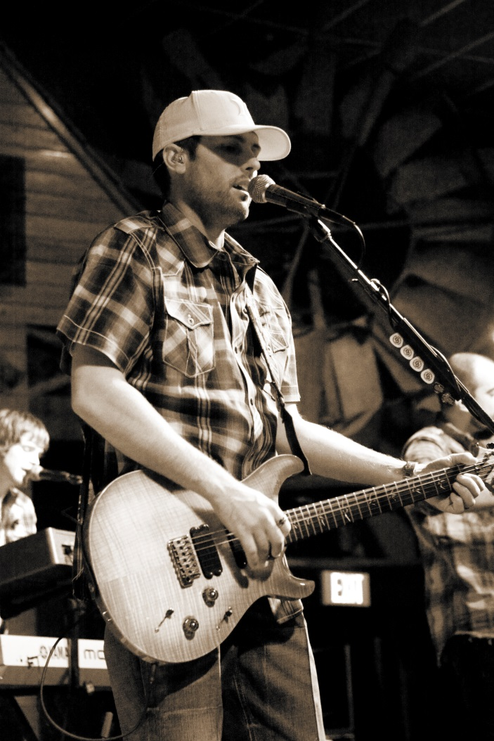 Casey Donahew at Outback on March 26