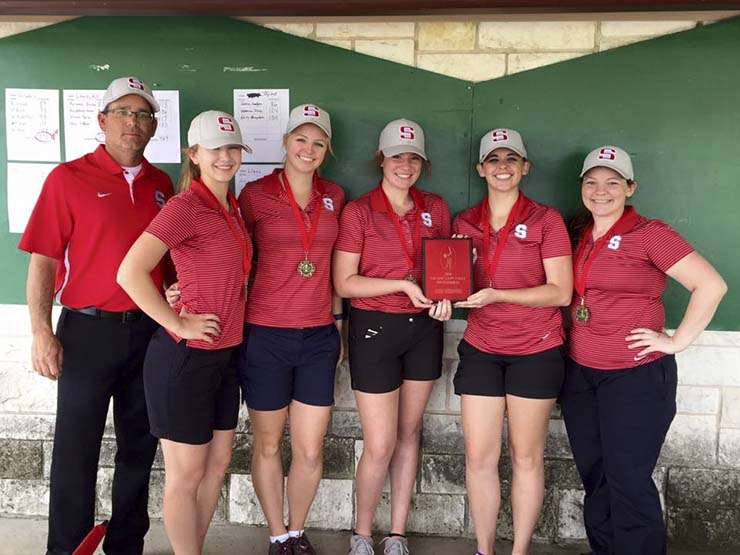 Lady Golfers win their own tourney