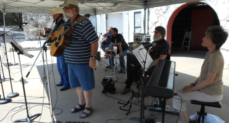 Gospel Fest held at Tablerock May 6-7