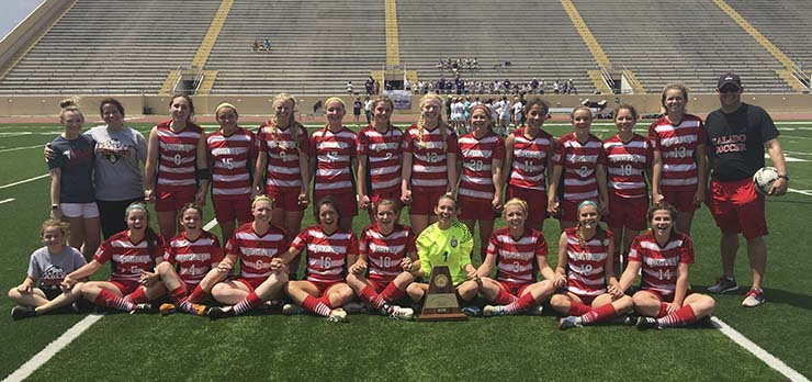 Lady Eagles beat Boerne in Regional Final for state berth