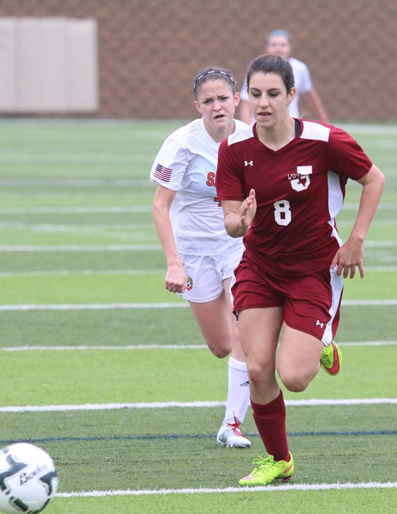 Salado Lady Eagles fall to Jasper in oevrtime