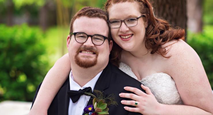 Madison Brooks Wolff marries Jonathan David Hack April 16
