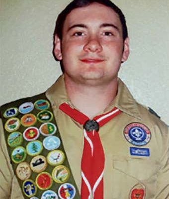 Eagle Scout Court of Honor set May 28 for Sampson