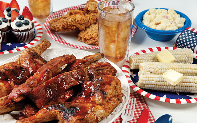 Fourth of July picnic to be held at Salado High School