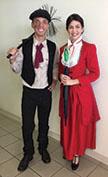 Mary Poppins at Vive Les Arts