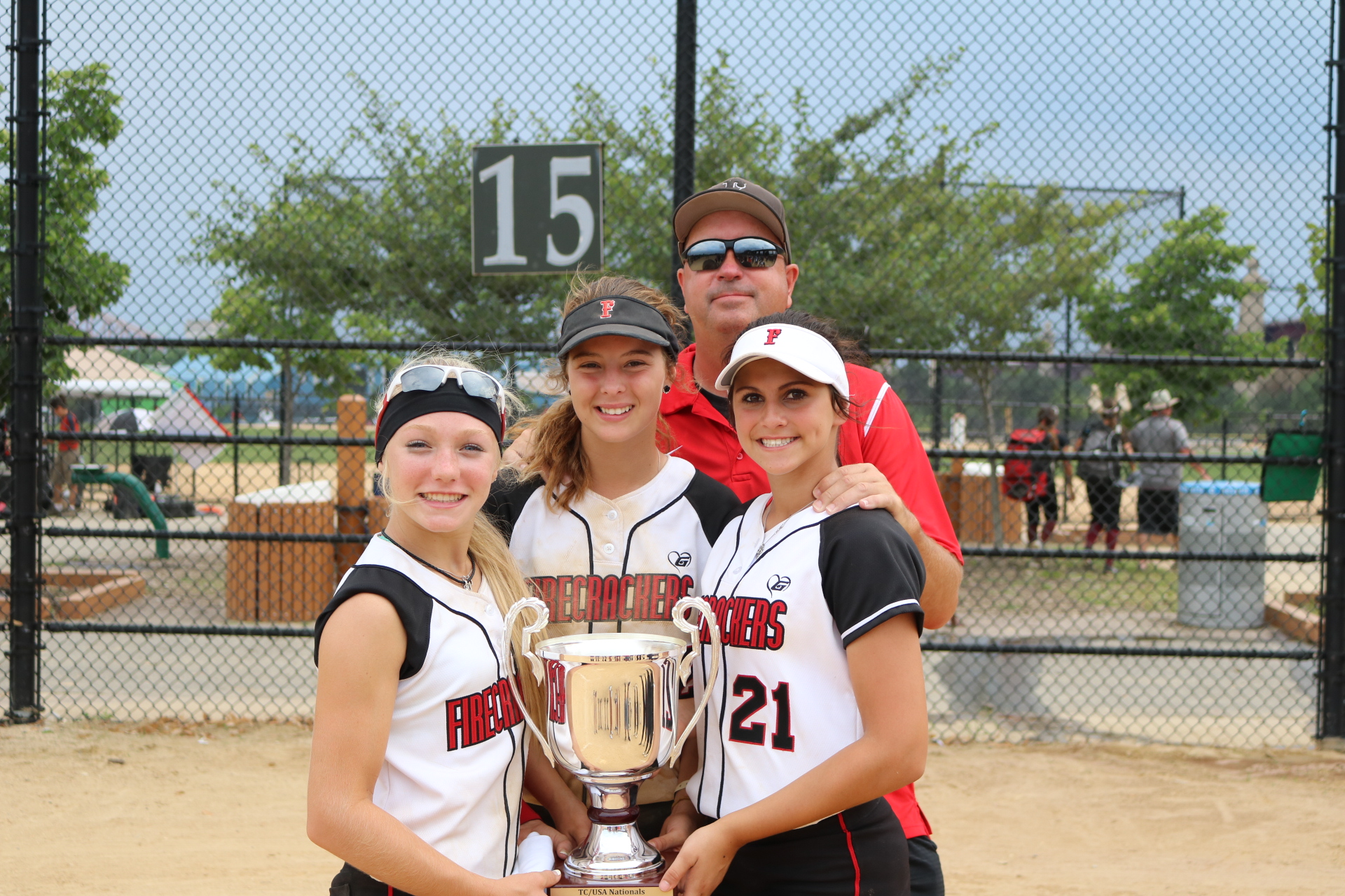 SHS freshmen girls assist in winning softball National Championship in NYC