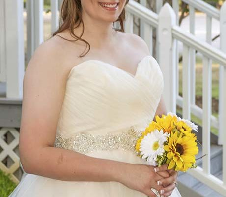 Wagnon marries Durfree Jr.