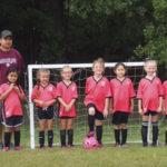 Pink Diamonds U8 Girls Recreational Soccer