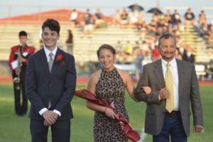 Rebecca Gonzales and Luke Markham
