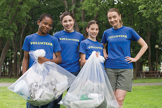 Village clean-up is September 17