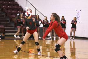 Salado Lady Eagles Volleyball