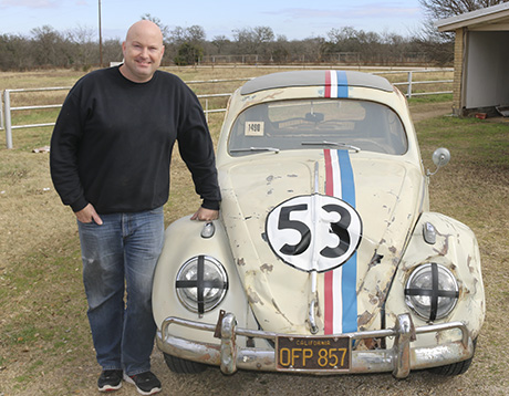 Herbie #10 finds new home in Salado