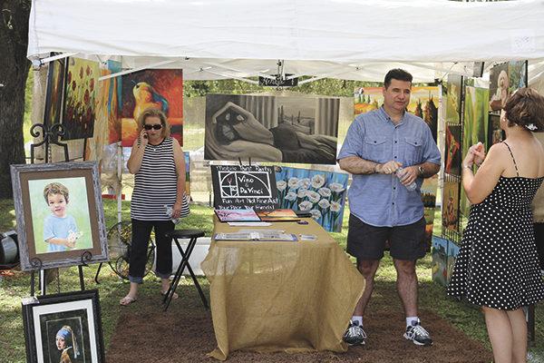 Salado Art Fair, a Requiem for a Grand Dame