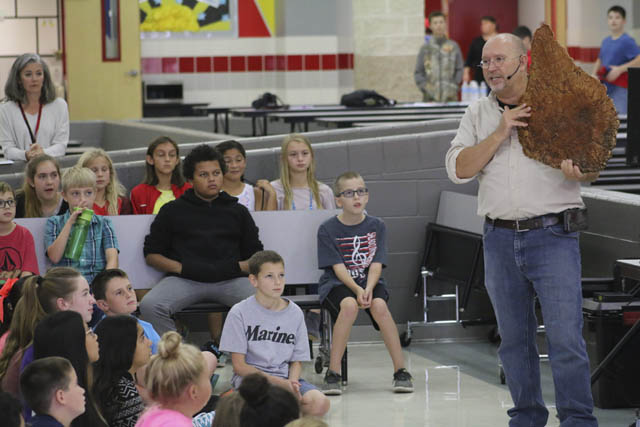 Science and Engineering Day at Salado Intermediate