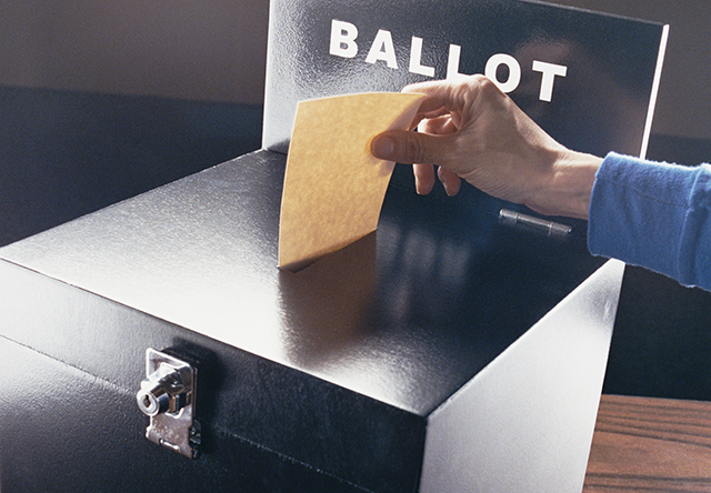 Candidates fill March primary ballots