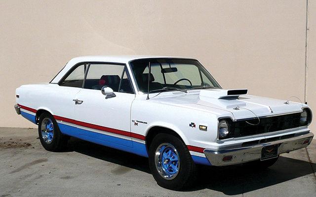 Rebels & Ramblers coming to Salado for American Motors show