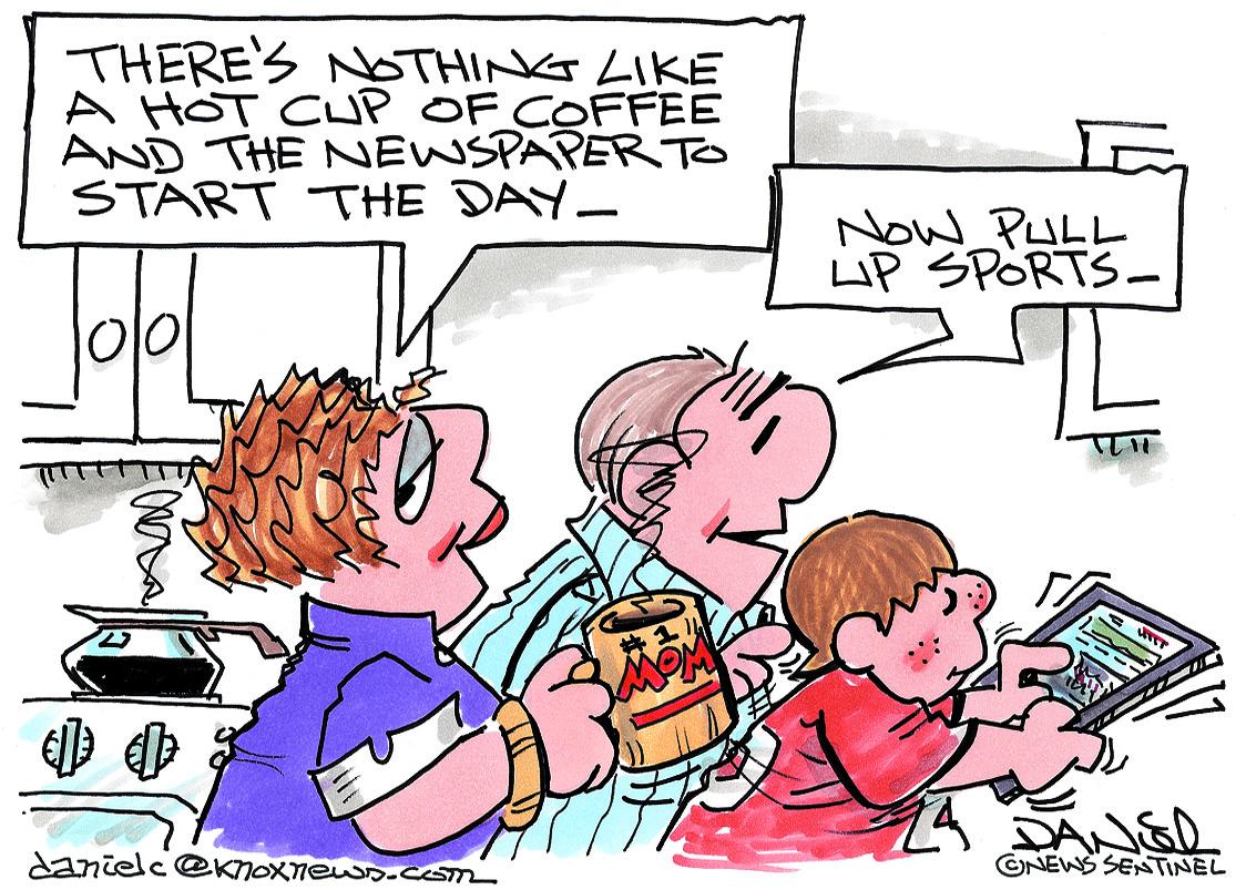 Newspapers are still cornerstone of community
