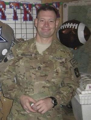 Sgt. 1st Class Daniel Michael Ferguson