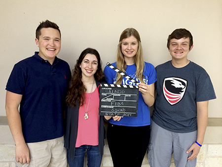 SHS Film Squad heading to State