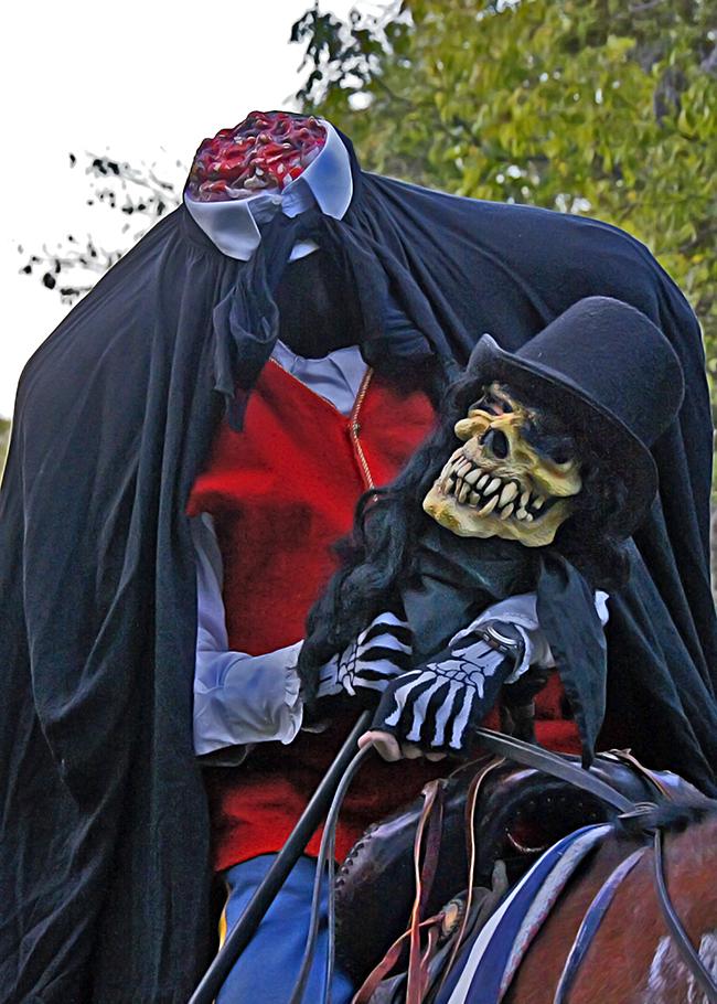 Halloween Fright Trail