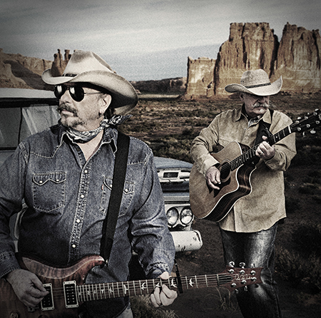 The Bellamy Brothers at Johnny's Outback